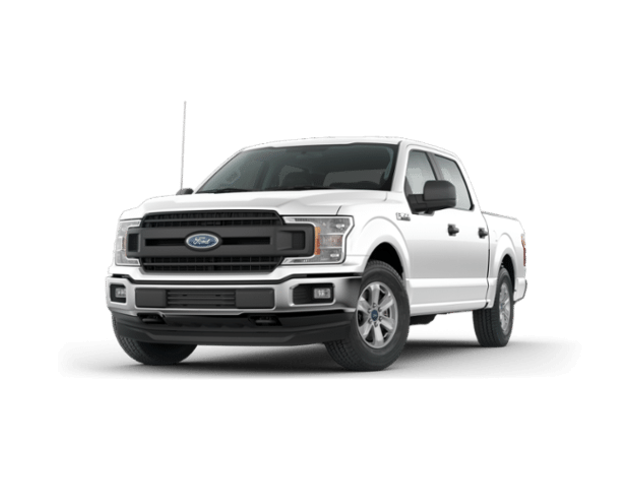 2018 Ford F-150 XL 4WD Supercrew 5.5 BOX Truck SuperCrew Cab